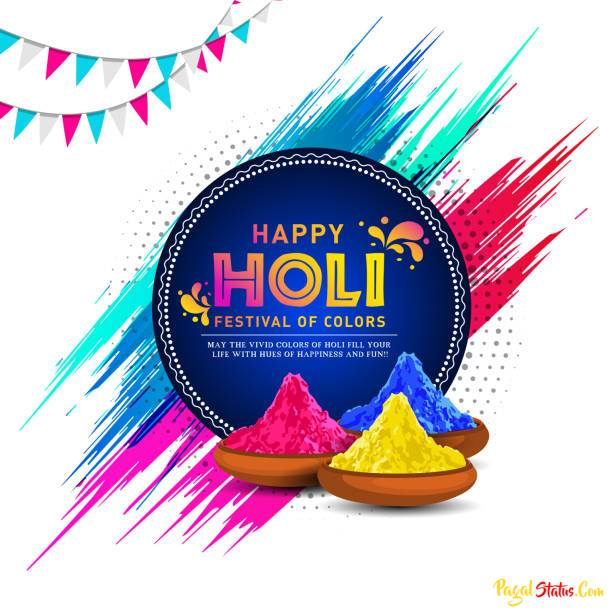 Happy Holi 2021 HD Images With Short Quotes