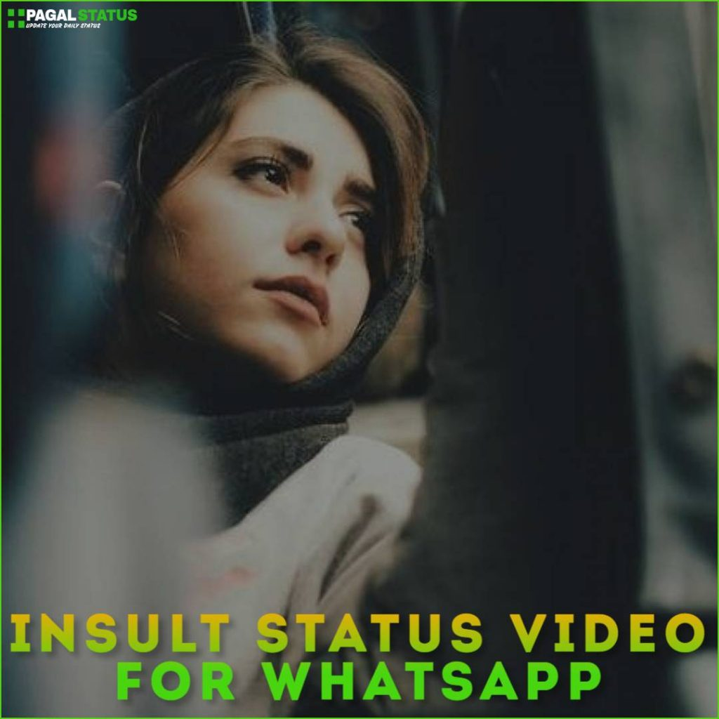 Insult Status Video For Whatsapp