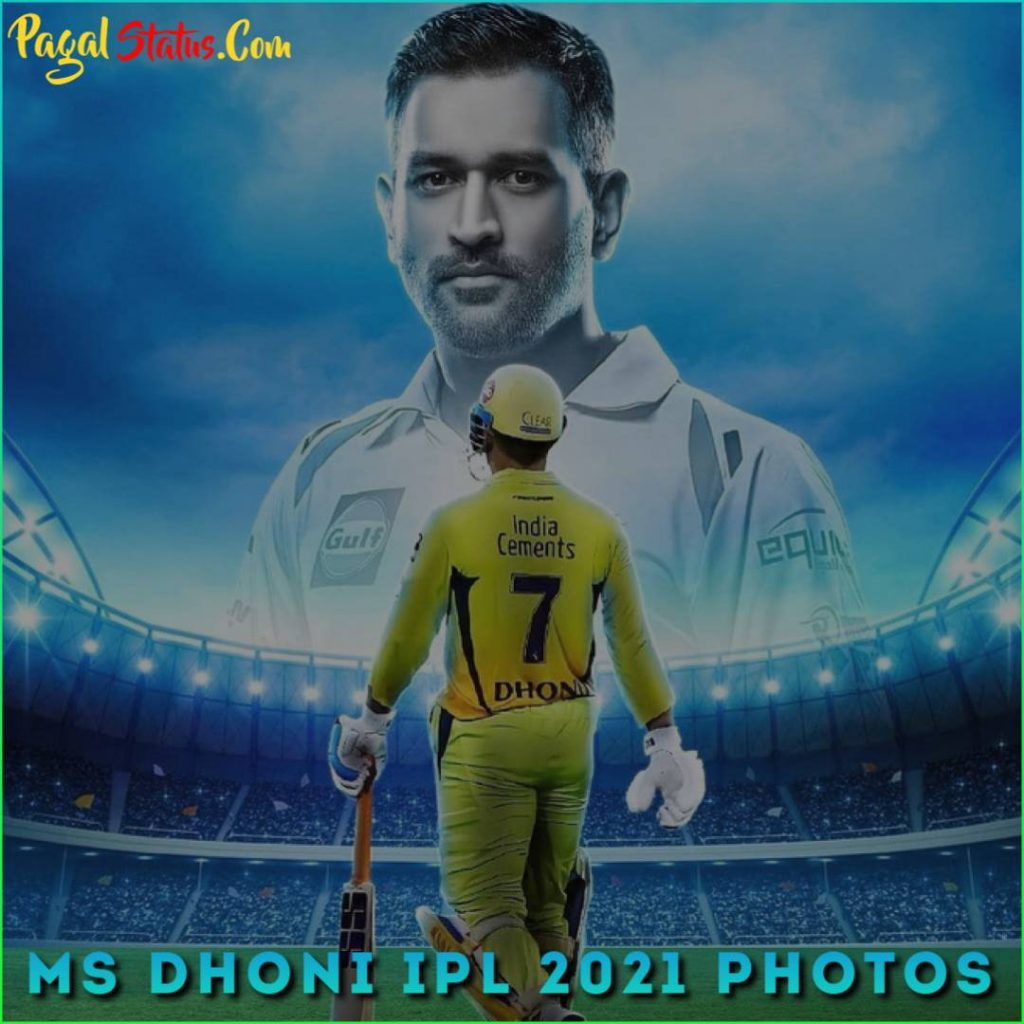 MS Dhoni IPL 2021 Photos And Wallpapers