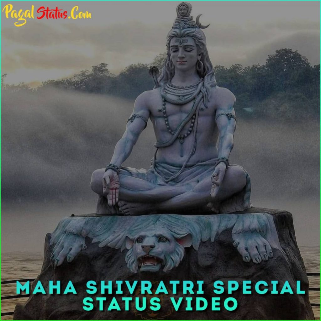 Maha Shivratri Special 2021 Status Video Download