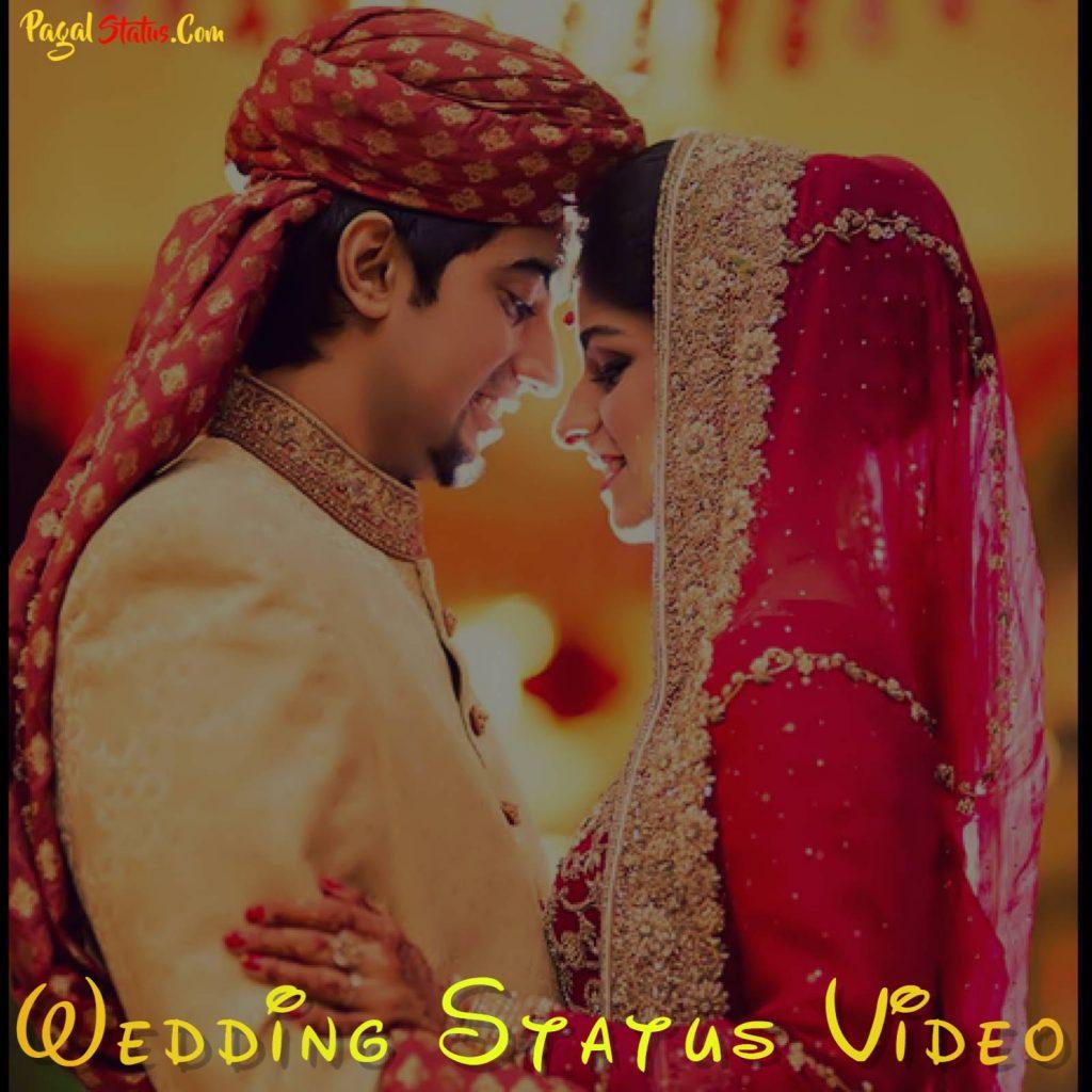 Happy Wedding Whatsapp Status Video