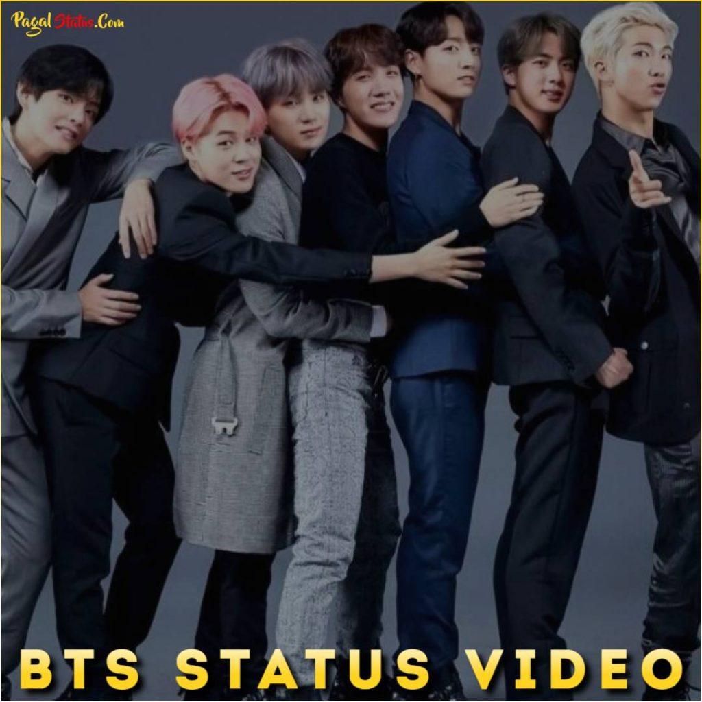 BTS Whatsapp Status Video