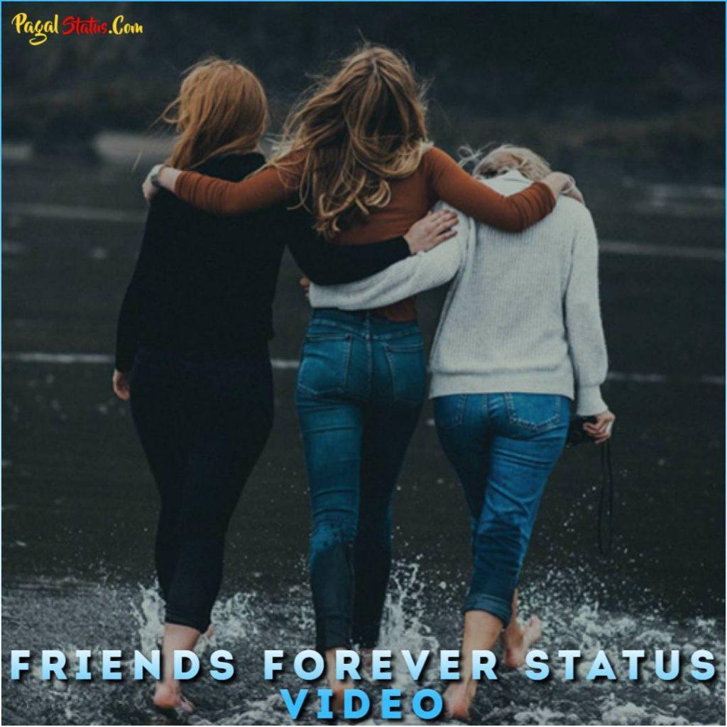 Friends Forever Whatsapp Status Video