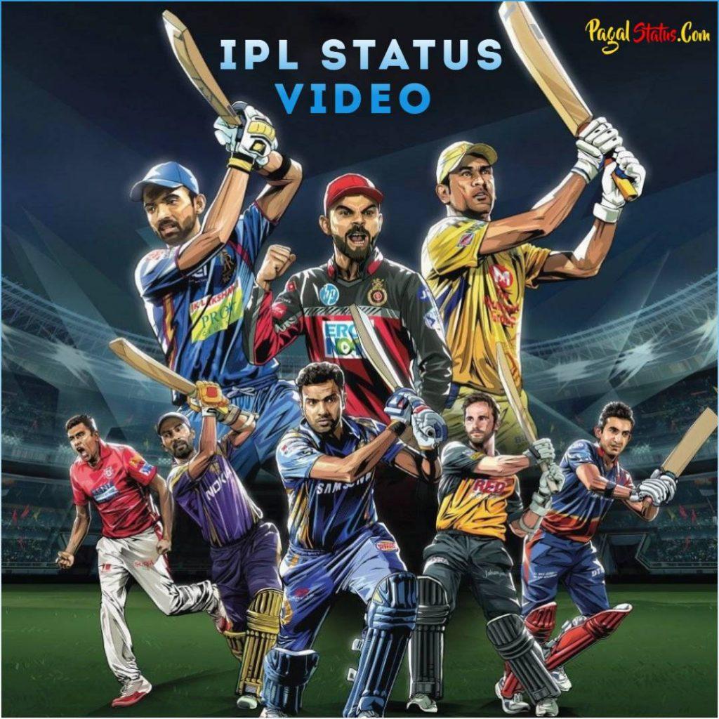 IPL Whatsapp Status Video