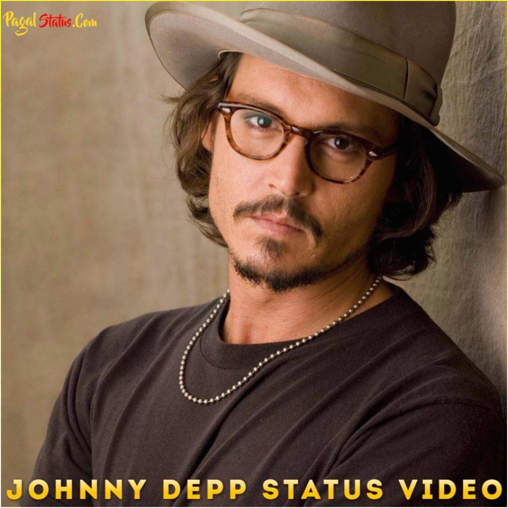 Johnny Depp Whatsapp Status Video