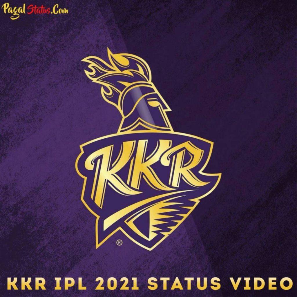KKR IPL 2021 Status Video