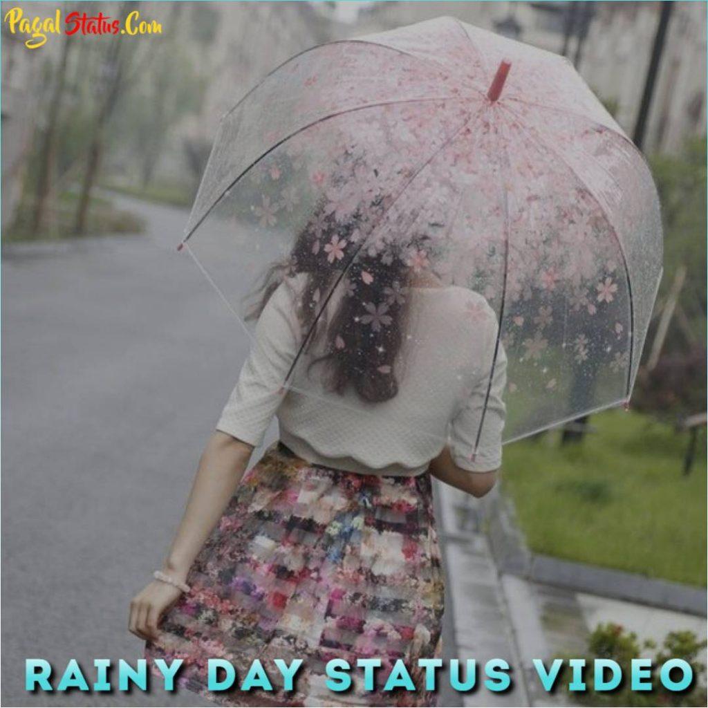 Rainy Day Whatsapp Status Video
