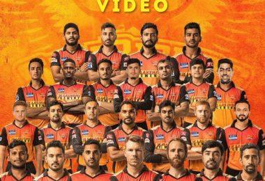 SRH IPL 2021 Whatsapp Status Video