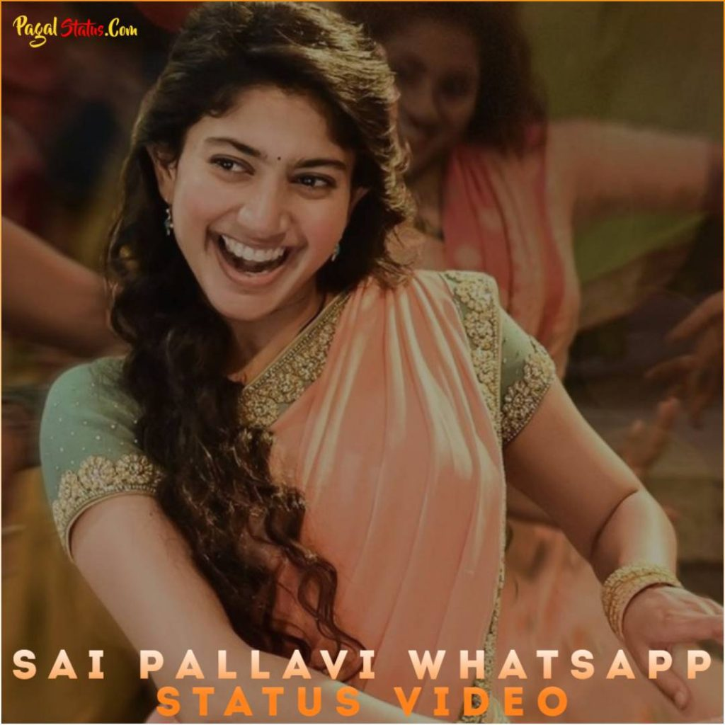 Sai Pallavi Whatsapp Status Video
