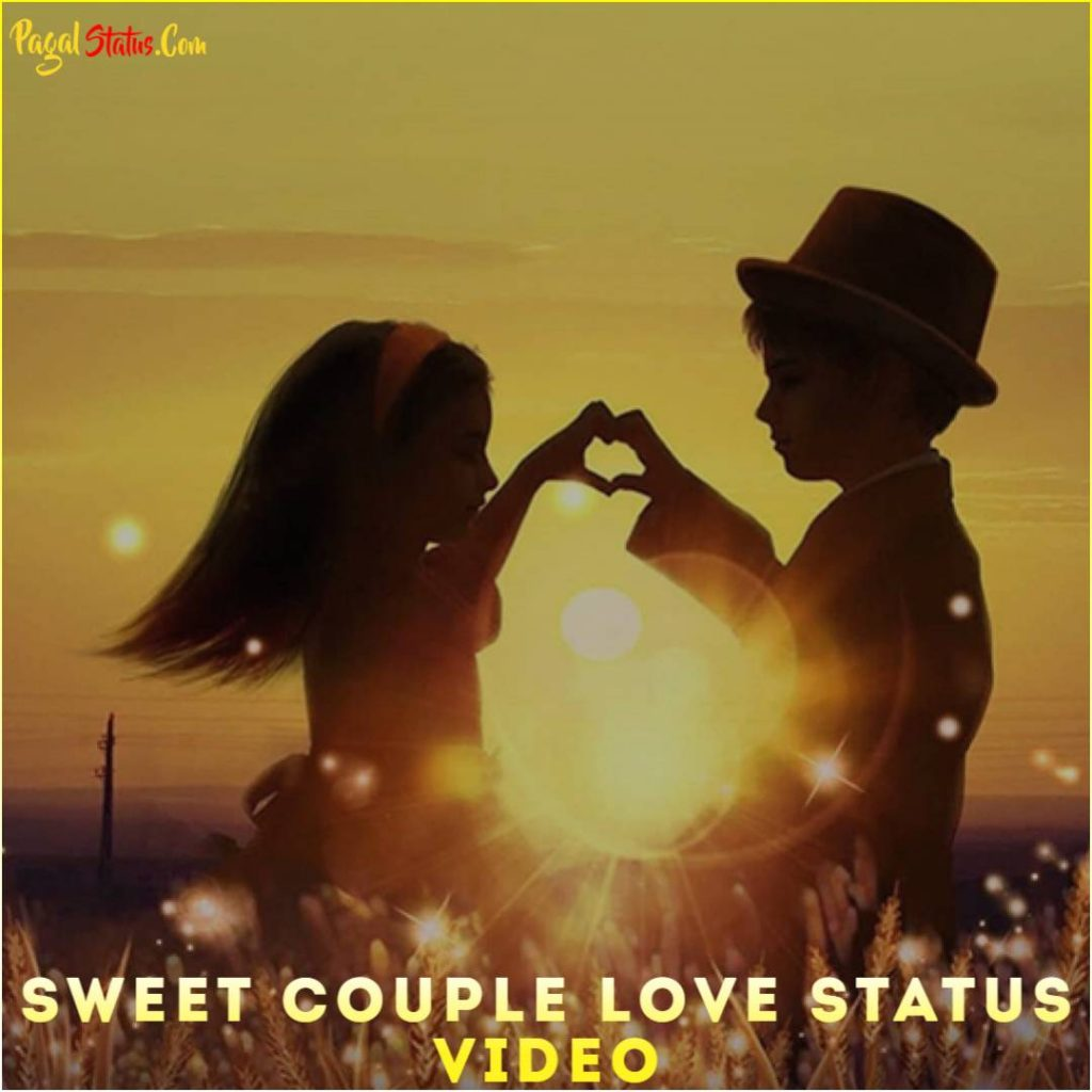 Sweet Couple Love Whatsapp Status Video