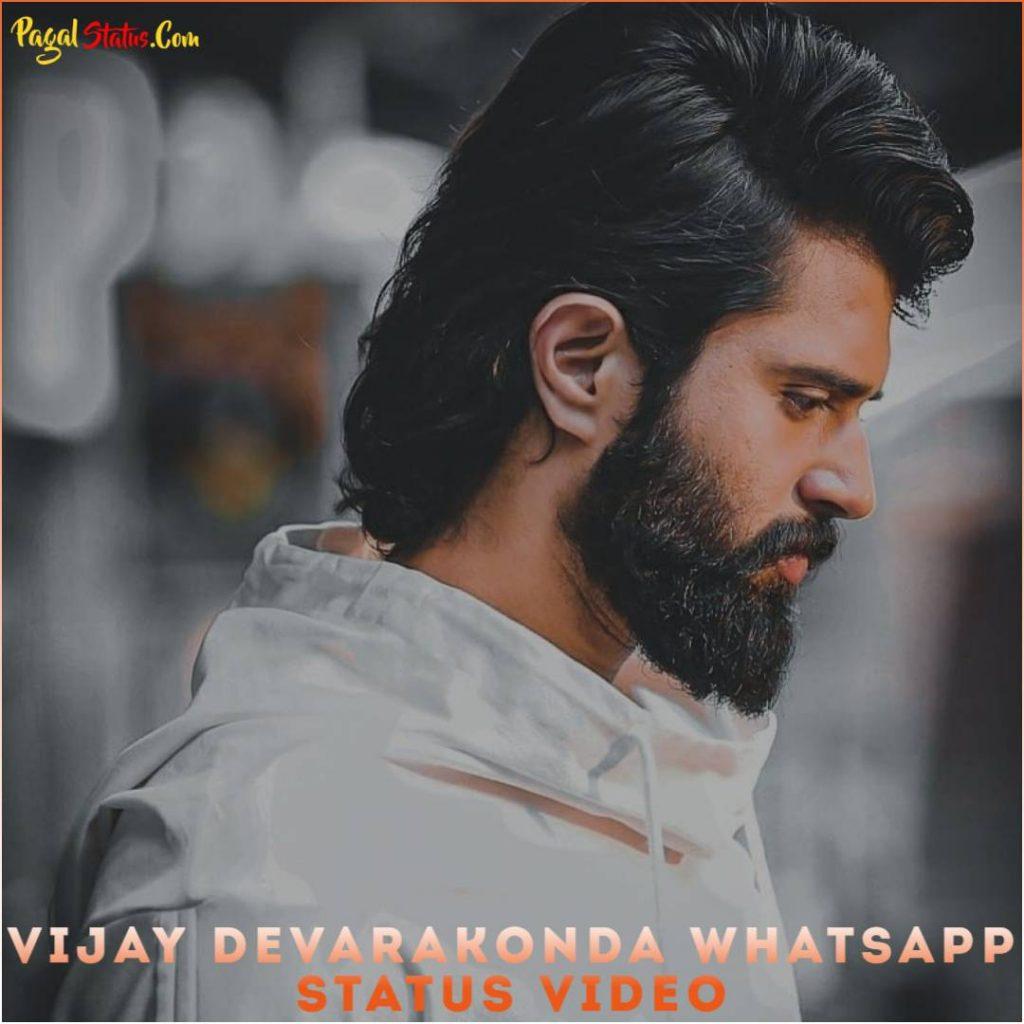 Vijay Devarakonda Whatsapp Status Video