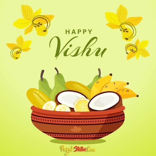 Vishu 2021 Status Video, Kerala New Year