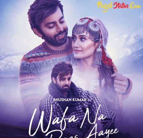 Wafa Na Raas Aayee Song Jubin Nautiyal Status Video