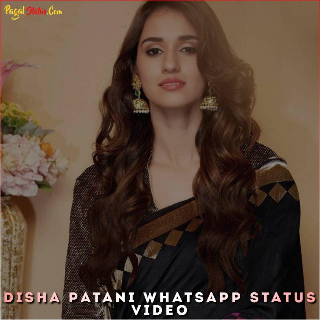 Disha Patani Whatsapp Status Video