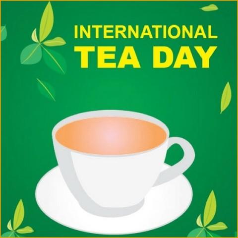 Happy International Tea Day Status Video