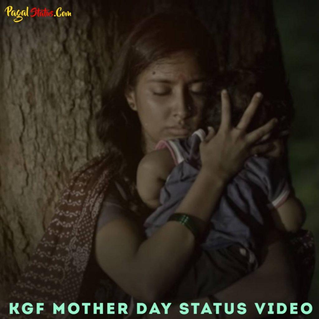 KGF Mother Day Whatsapp Status Video