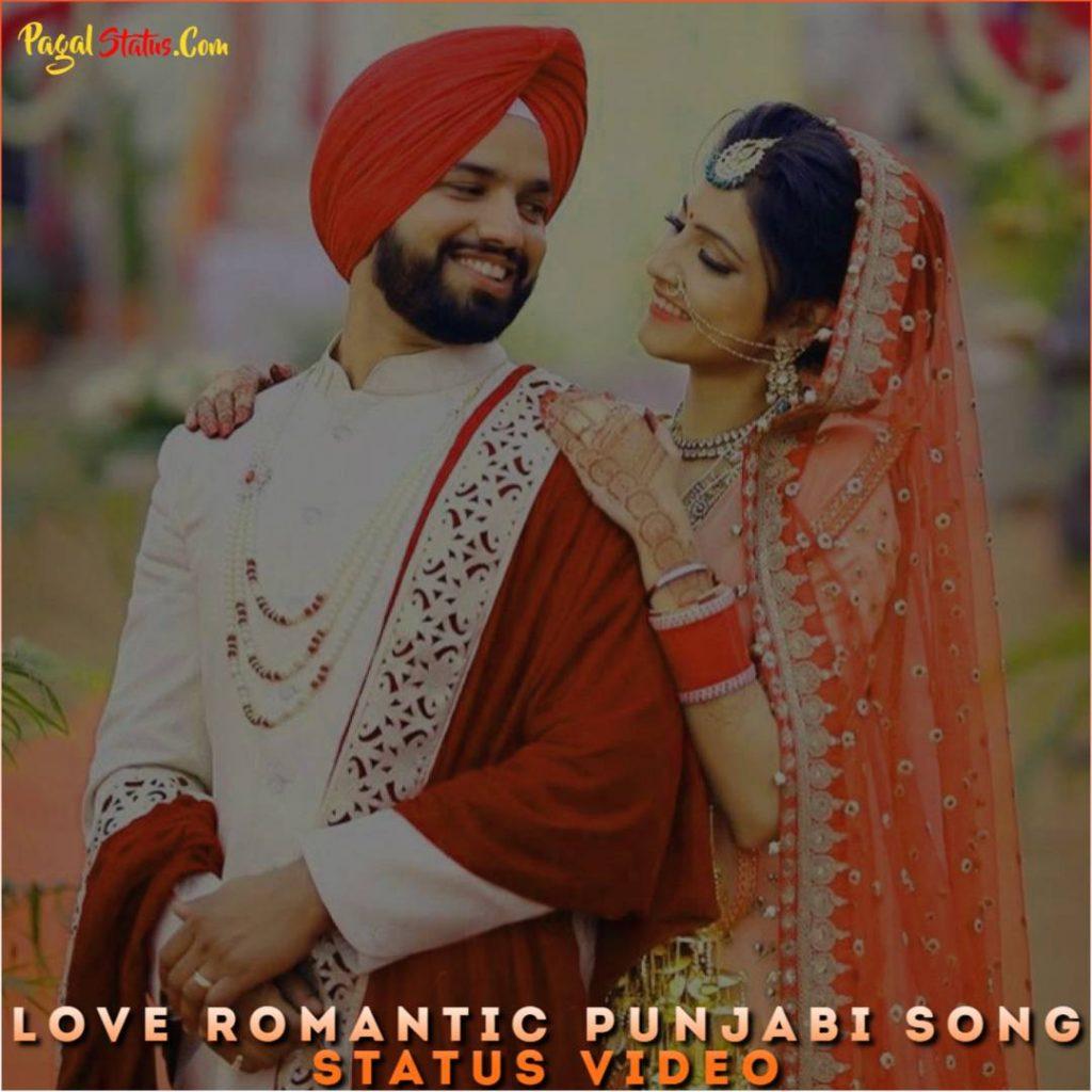 Love Romantic Punjabi Song Status Video