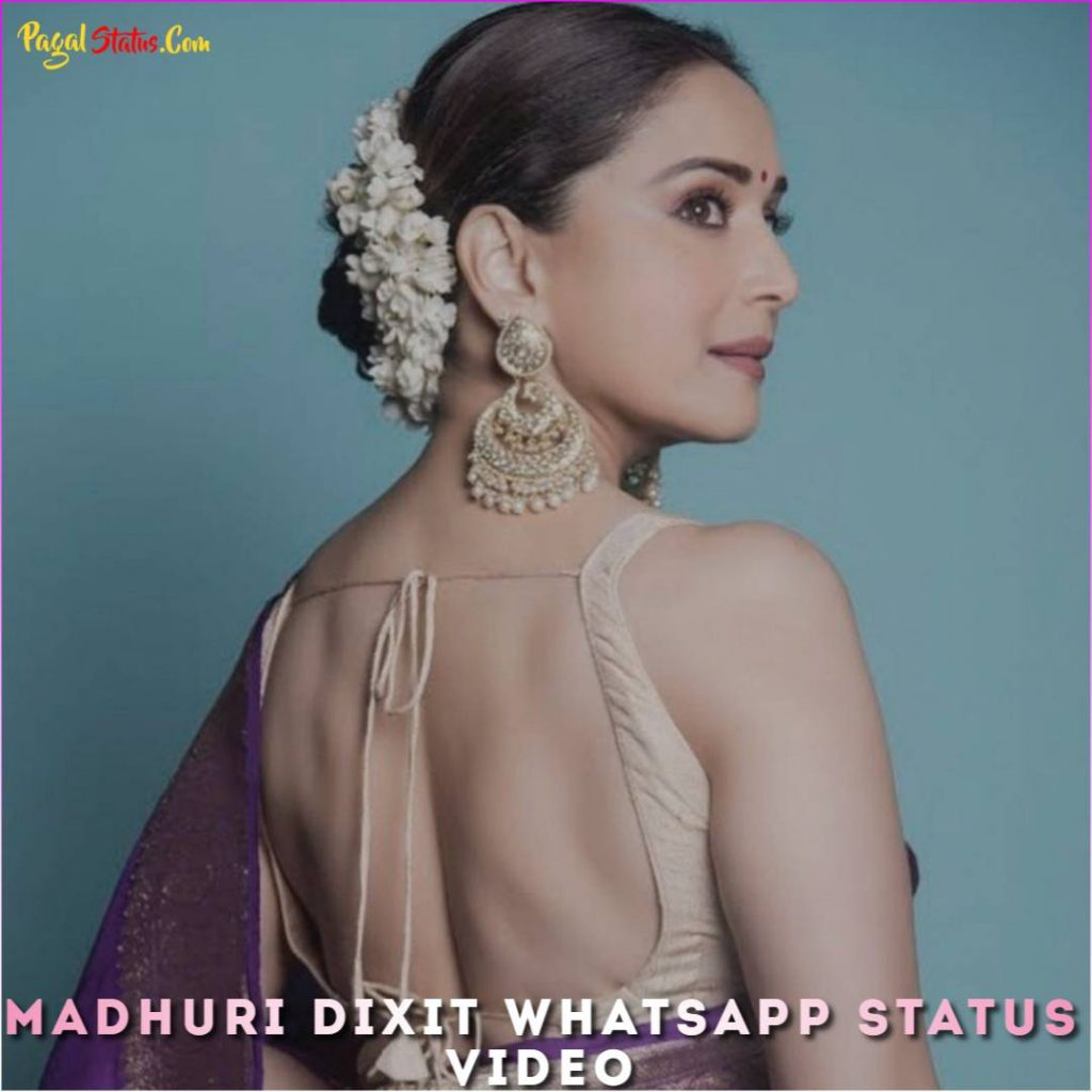 Madhuri Dixit Whatsapp Status Video
