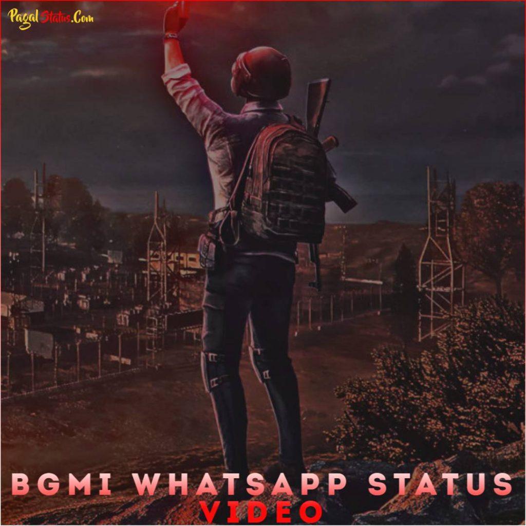 BGMI Whatsapp Status Video