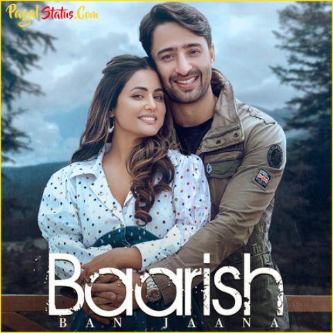 Baarish Ban Jaana Song Stebin Ben Status Video