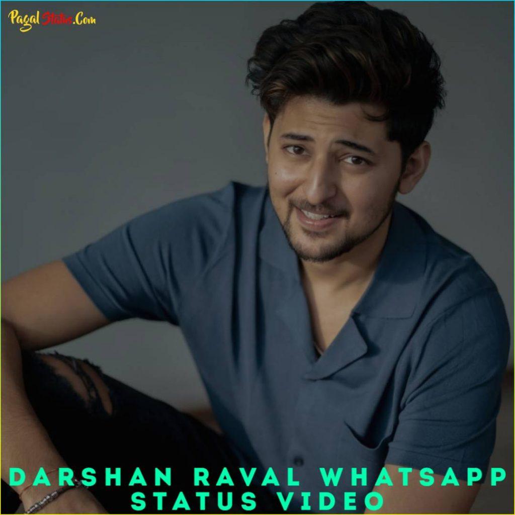 Darshan Raval Whatsapp Status Video