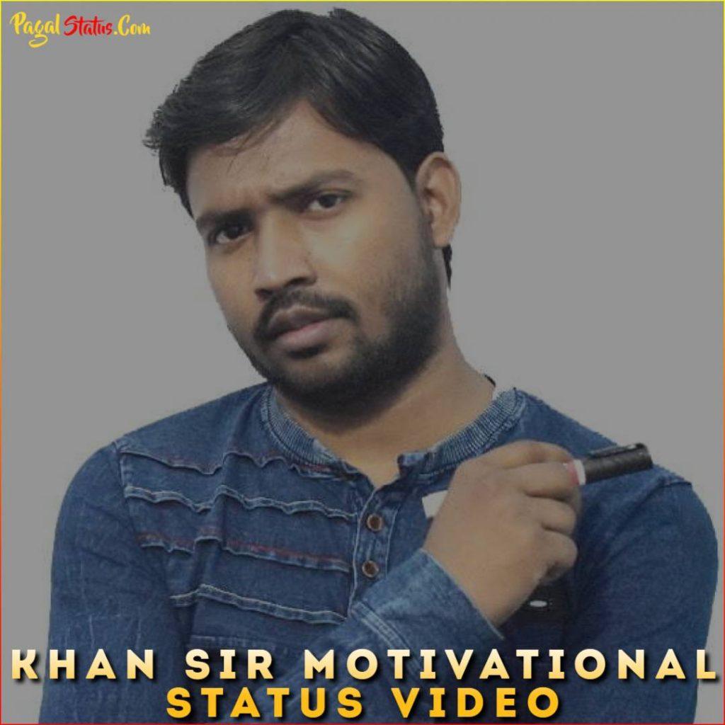 Khan Sir Motivational Status Video