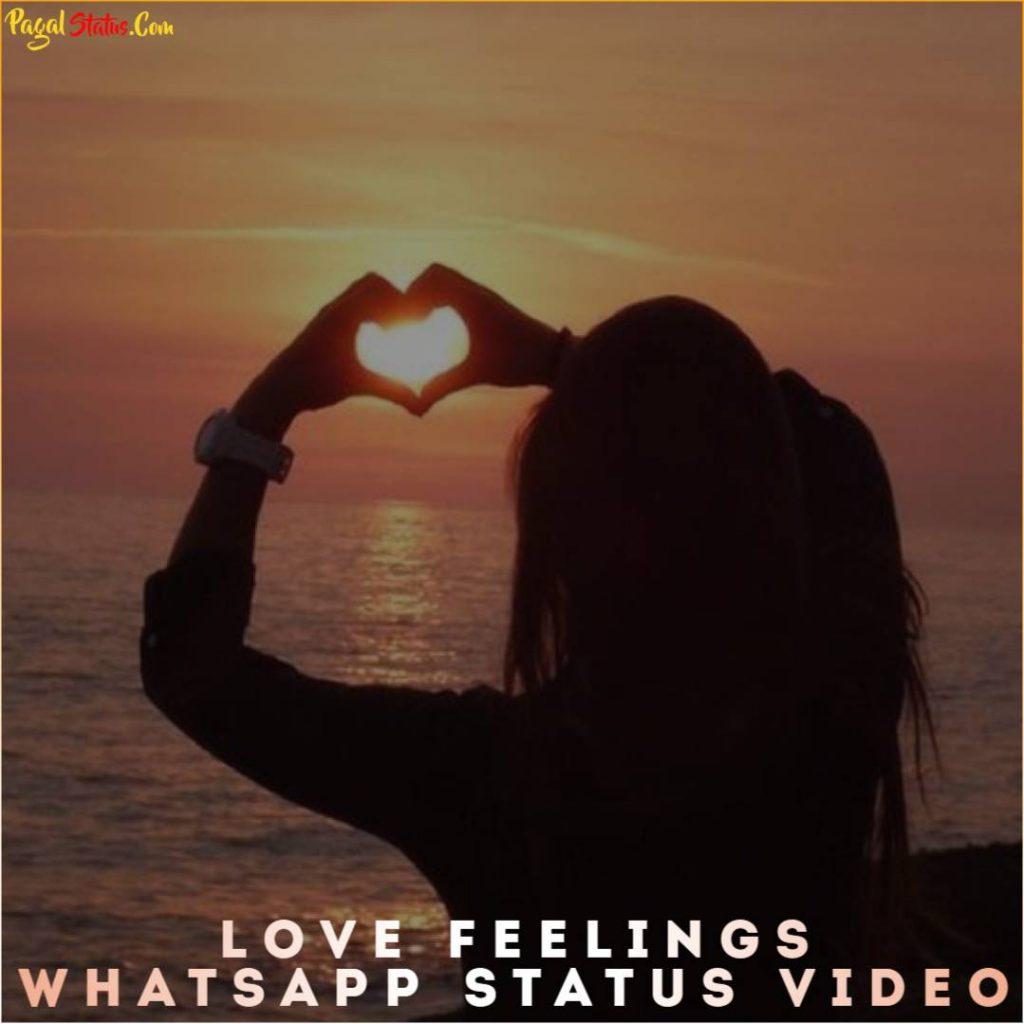 Love Feelings Whatsapp Status Video