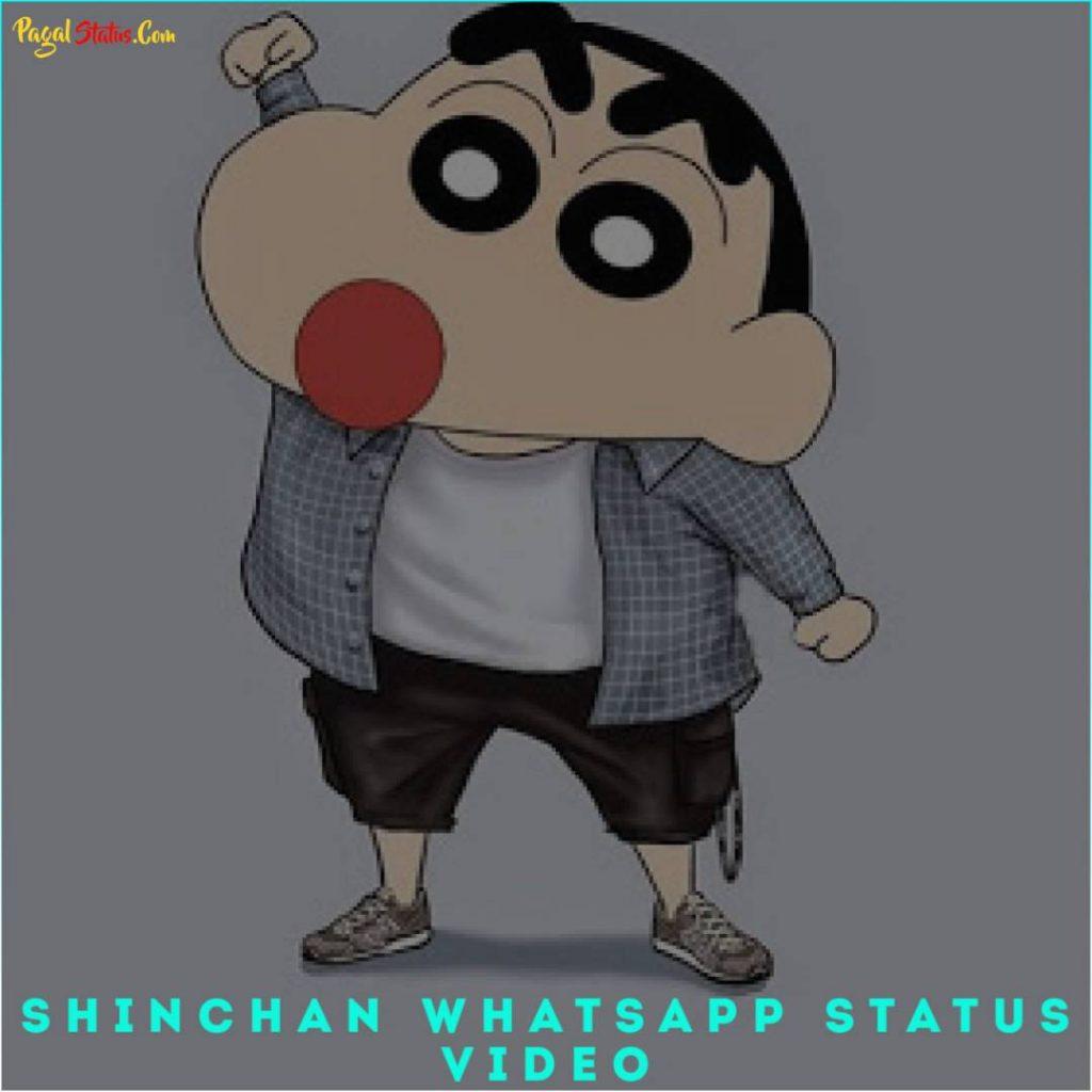 Shinchan Whatsapp Status Video