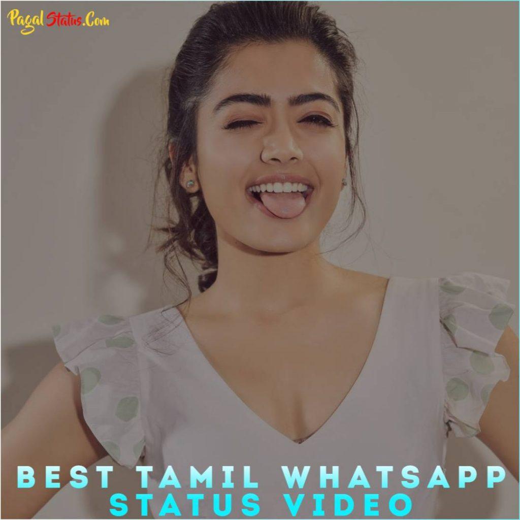 Best Tamil Whatsapp Status Video