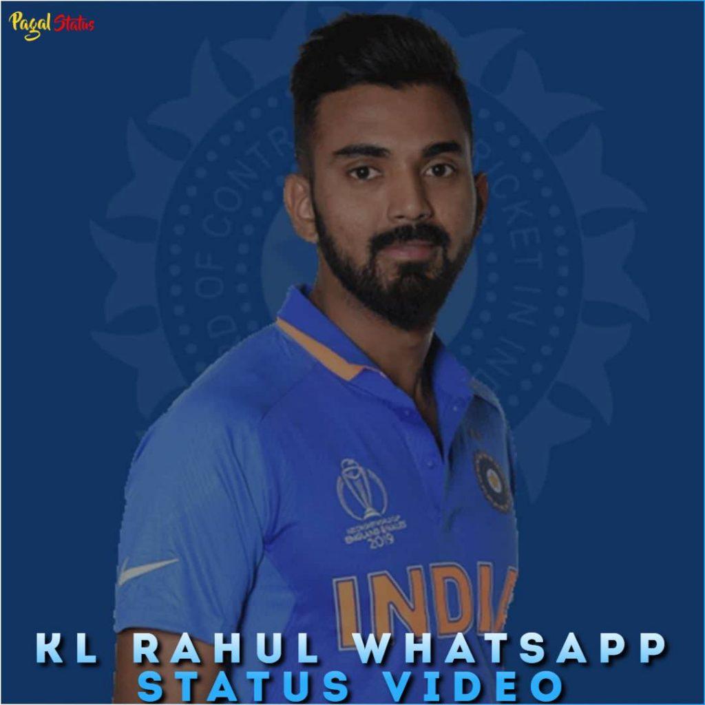 KL Rahul Whatsapp Status Video