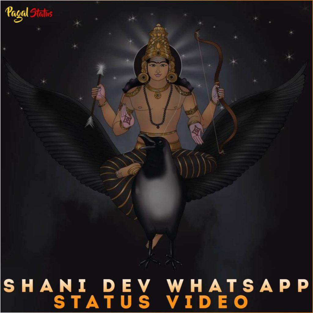 Shani Dev Whatsapp Status Video