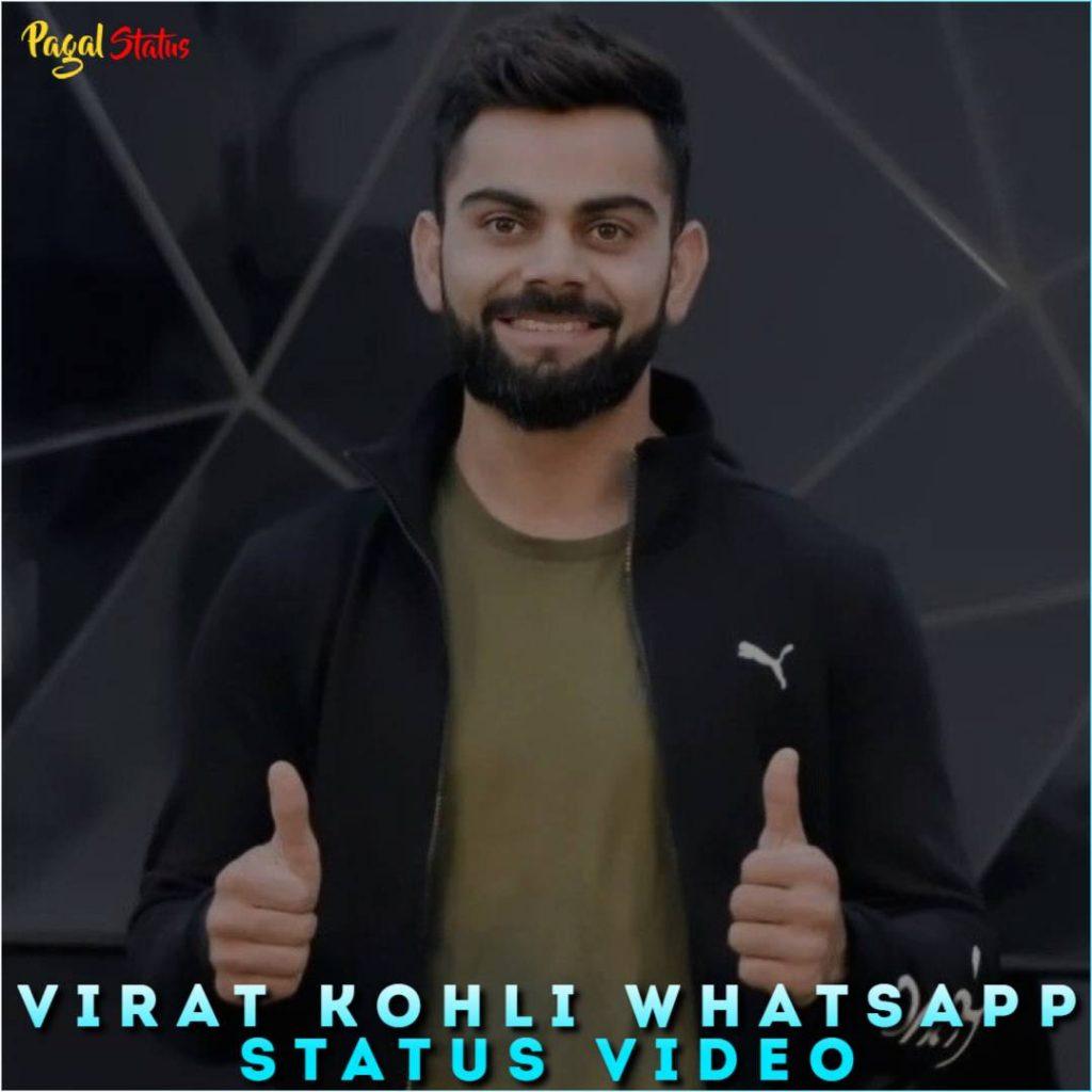 Virat Kohli Whatsapp Status Video