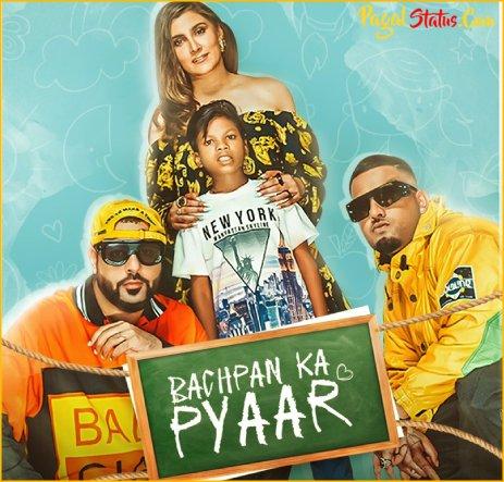 Bachpan Ka Pyaar Sahdev Badshah Status Video