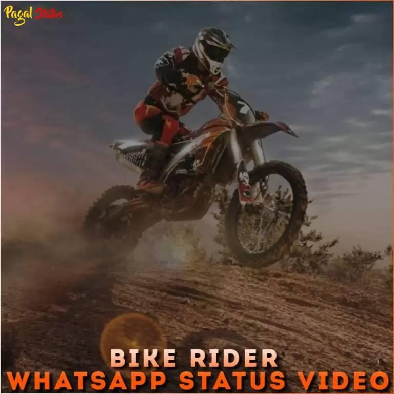 Bike Rider Whatsapp Status Video