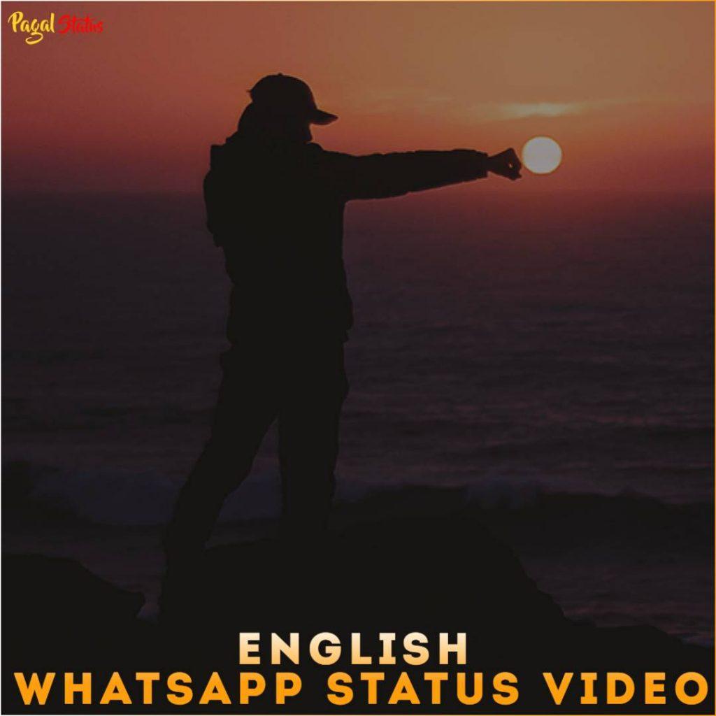 English Whatsapp Status Video