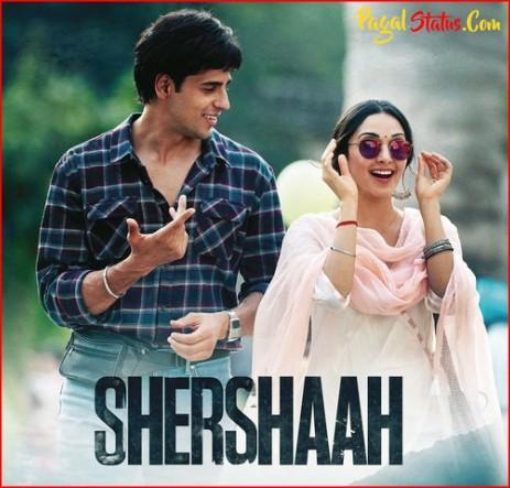 Kabhii Tumhhe Song Shershaah Darshan Raval Status Video