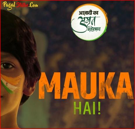 Mauka Hai Song B Praak Whatsapp Status Video