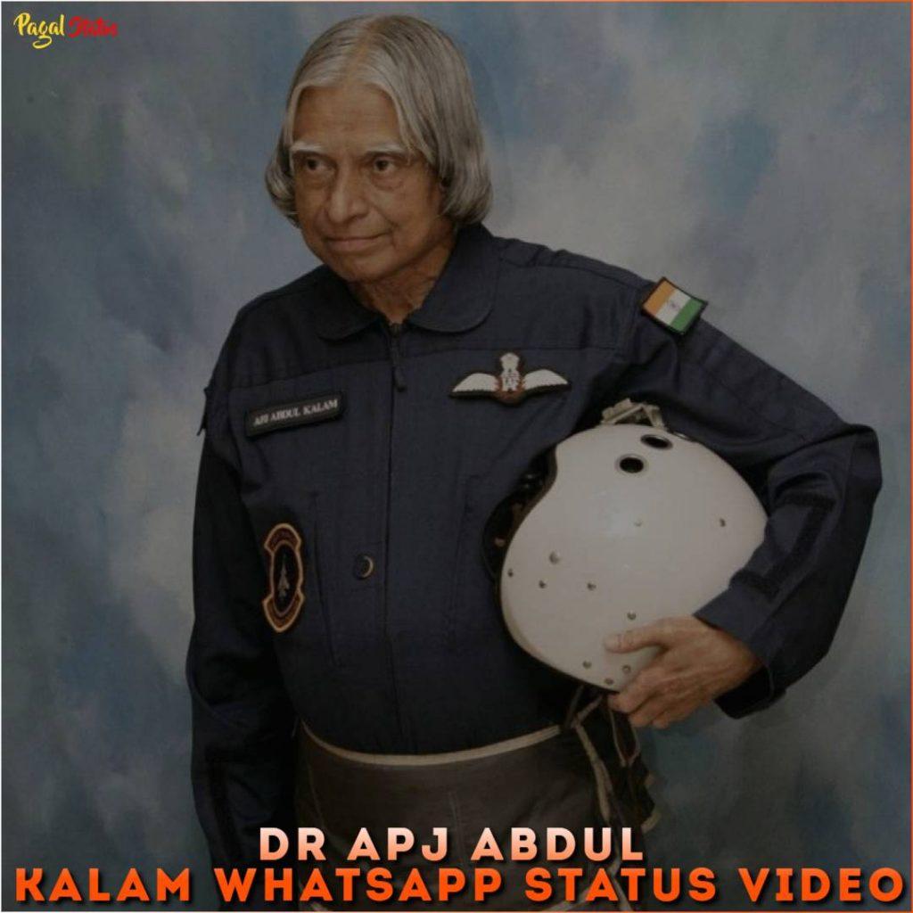 Dr APJ Abdul Kalam Whatsapp Status Video