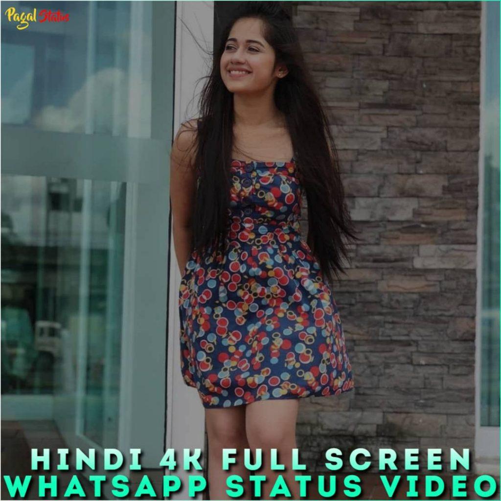 Hindi 4K Full Screen Whatsapp Status Video
