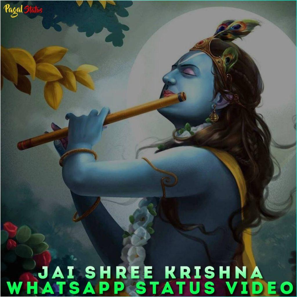Jai Shree Krishna Whatsapp Status Video