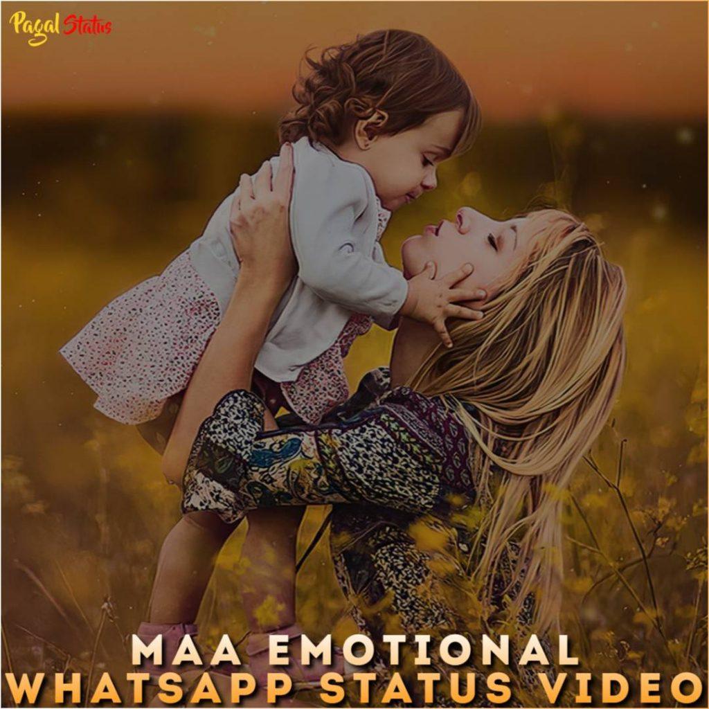 Maa Emotional Whatsapp Status Video