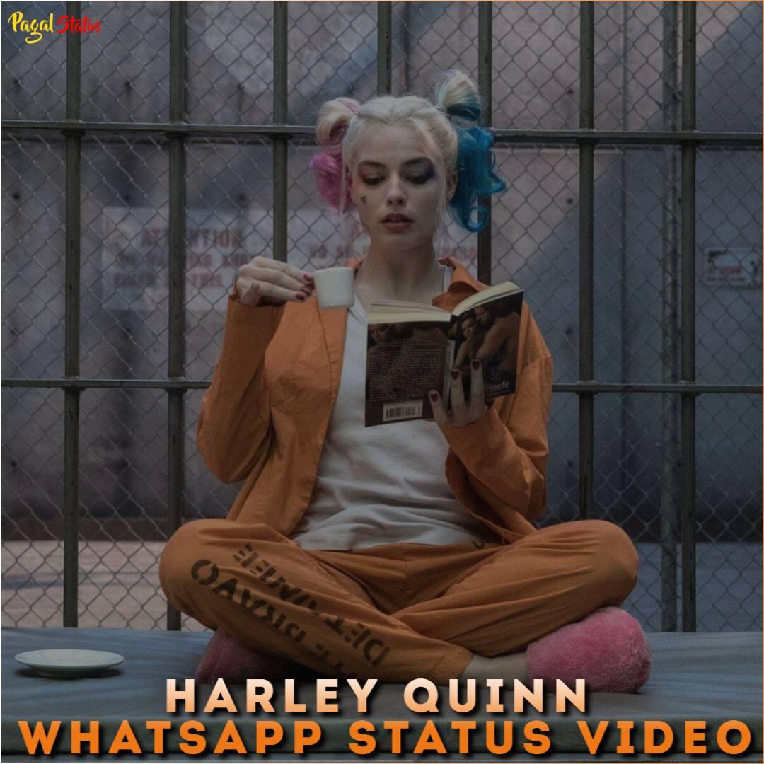 Harley Quinn Whatsapp Status Video