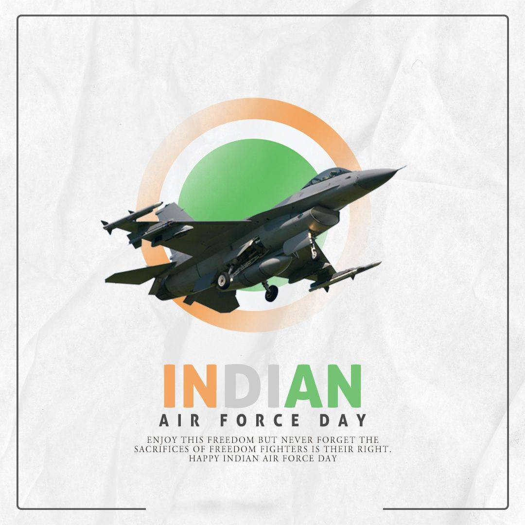 Indian Air Force Day 2021 Whatsapp Status Video