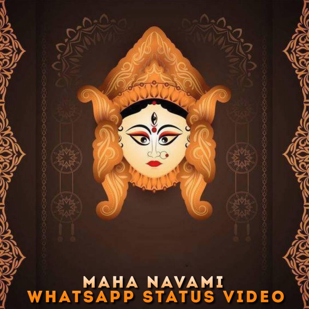 Maha Navami Whatsapp Status Video