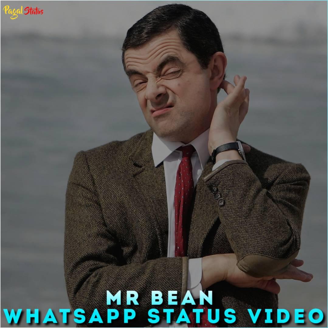 Mr Bean Whatsapp Status Video