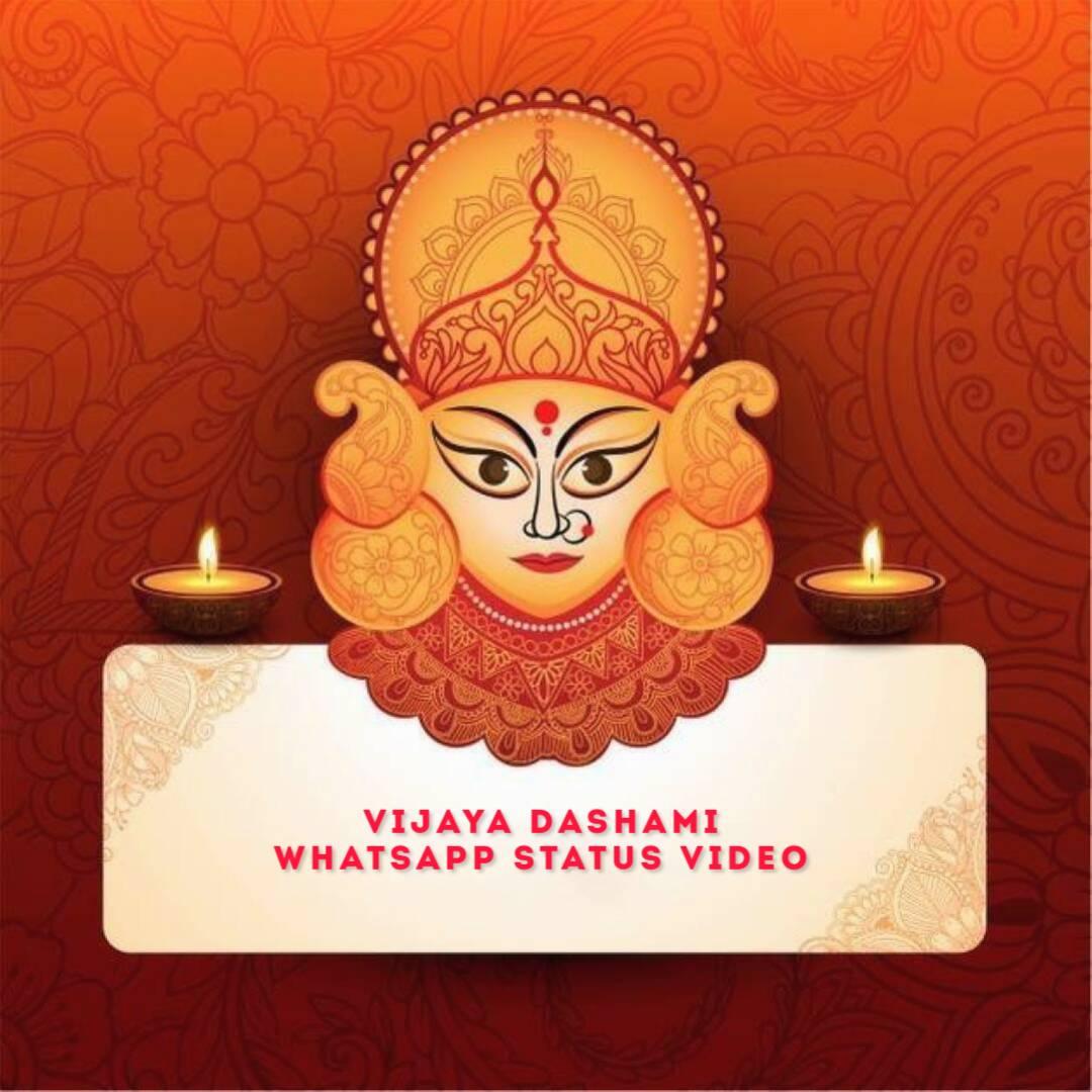 Vijaya Dashami Whatsapp Status Video